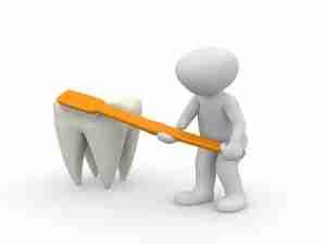 Importância da escoação dos dentes